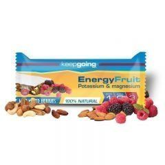 KEEPGOING BARRITA ENERGY FRUIT 40GR FRUTAS DEL BOSQUE