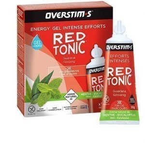 OVERSTIMS GEL RED TONIC SPRINT AIR LIQUIDO