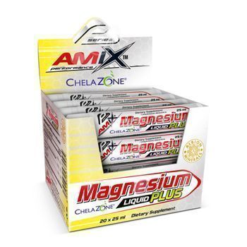 AMIX MAGNESIUM LIQUID PLUS 25ML 2