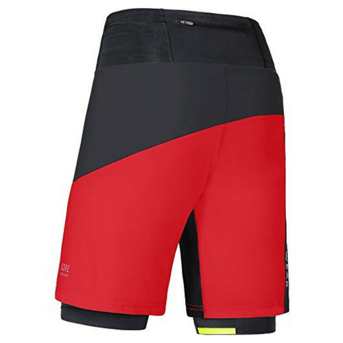 GORE RUNNING WEAR FUSION 2x1 SHORTS 6