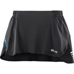SALOMON SLAB LIGHT SKIRT W BLACK