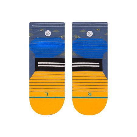 STANCE EARLY RISER QTR - CALCETINES TRAIL
