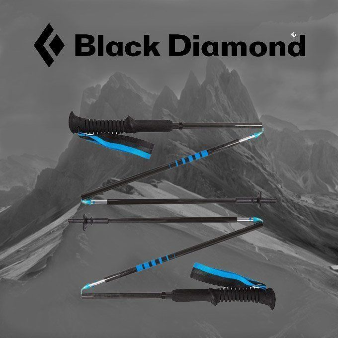 BLACK DIAMOND Z POLE