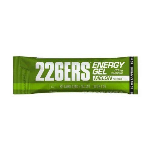 226ers ENERGY GEL 40gr MELÓN 80mg cafeína 3