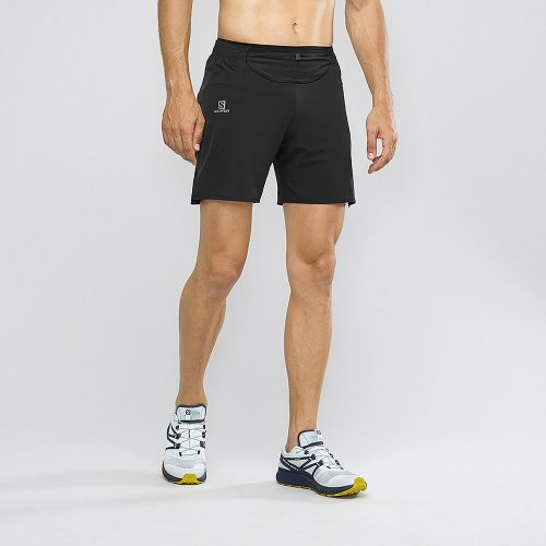 SALOMON SENSE SHORT. PANTALON TRAIL RUNNING 6