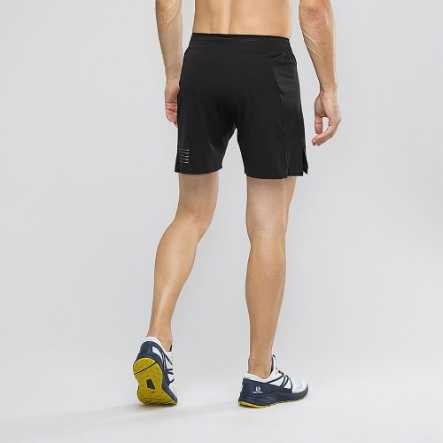SALOMON SENSE SHORT. PANTALON TRAIL RUNNING 8