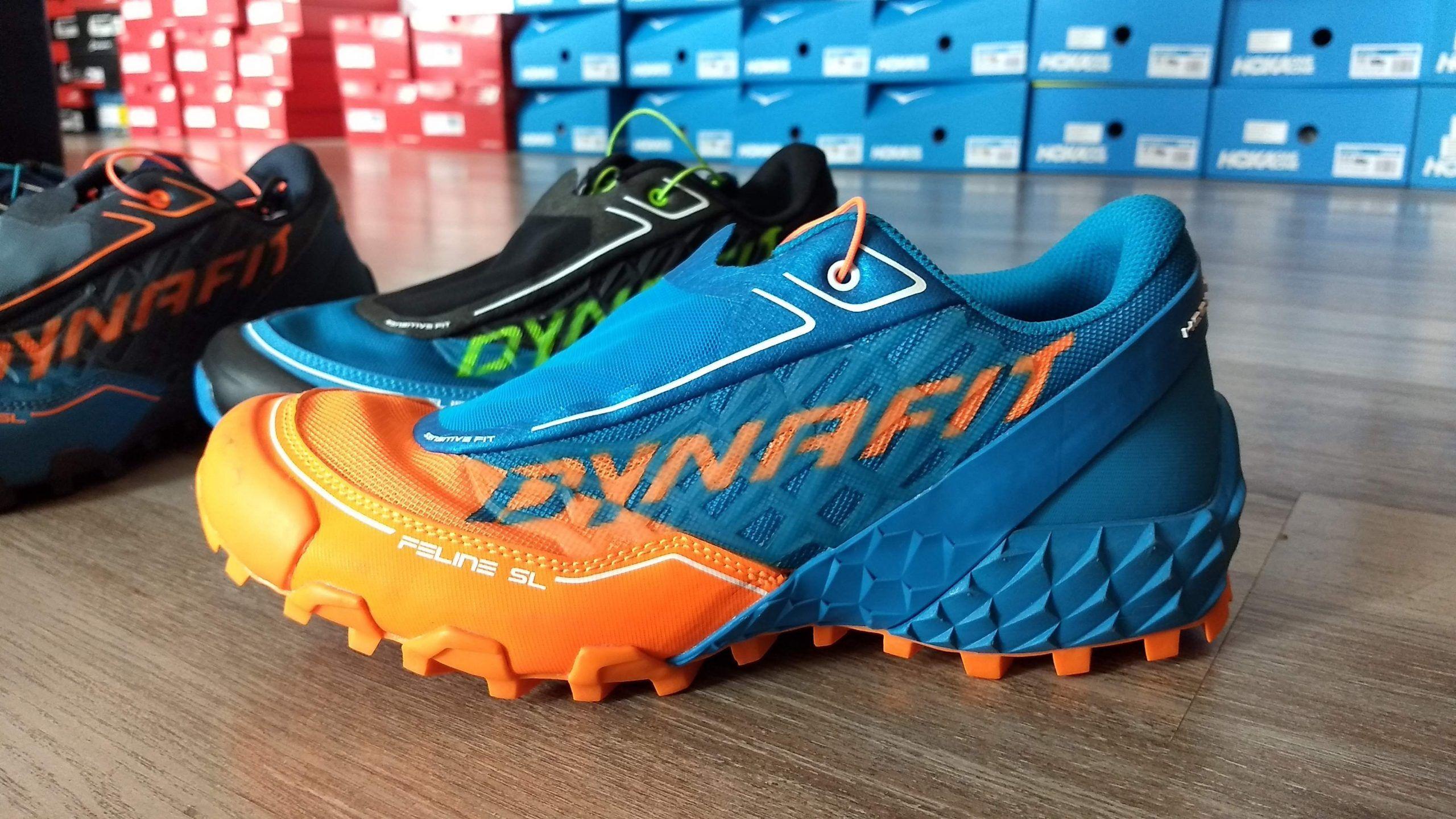 De por qué las nuevas zapatillas DYNAFIT FELINE SL van a ser unas de las zapatillas del año 2020.