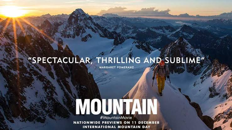 MOUNTAIN, el documental de Netflix 1