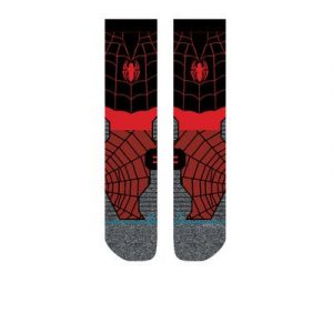 STANCE SPIDER MAN RUN CREW