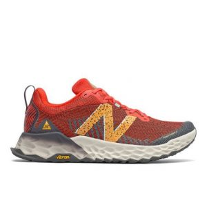 NEW BALANCE FRESH FOAM HIERRO V6 ROJA