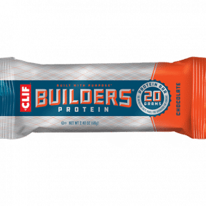 CLIF BAR BUILDERS PROTEIN